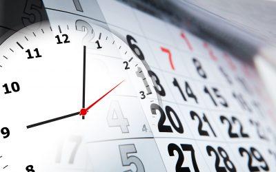 Horários de funcionamento – Sexta-feira Santa e Páscoa/Tiradentes