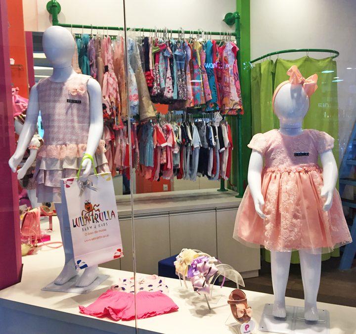 Lulla Trulla – Loja de moda infantil inaugura