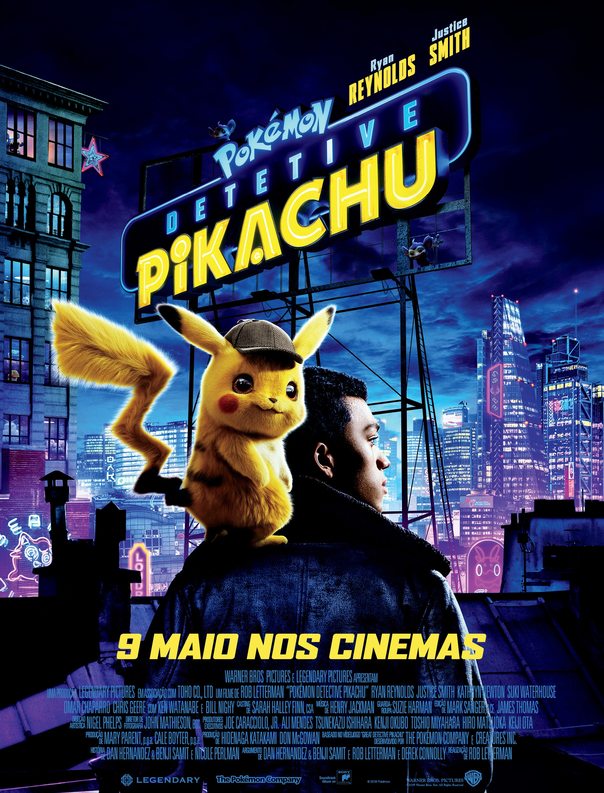 Pokemon: Detetive Pikachu