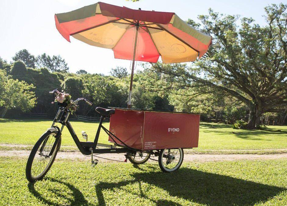 D'Vino – bike com vinhos e espumantes