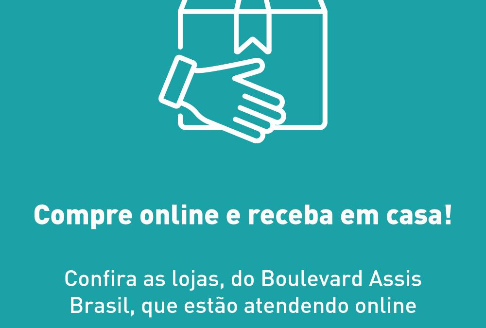 Lojas com atendimento online