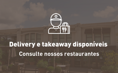 Restaurantes com Delivery e Takeaway