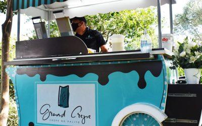 Novidade no Boulevard: Grand Crepe